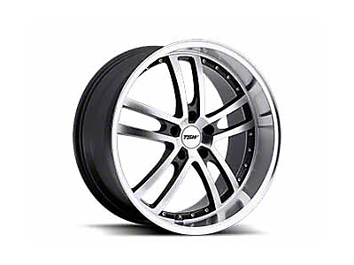 Mustang TSW Cadwell Wheels