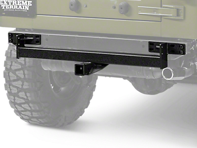 Jeep Receiver Hitches 1987-1995 YJ