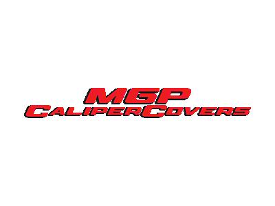 Mustang MGP Brake Caliper Covers