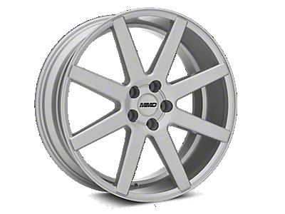 Silver MMD Holgen Wheels<br />('15-'17 Mustang)