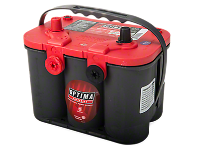Batteries<br />('05-'09 Mustang)