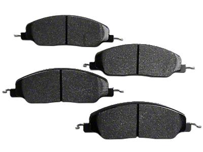 Mustang Brake Pads 2015-2019