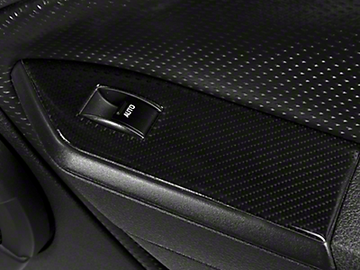 Mustang Interior Trim - Carbon Fiber