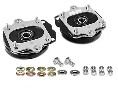 Caster Camber Plates<br />('10-'14 Mustang)