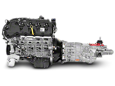Crate Engines and Blocks<br />('99-'04 Mustang)