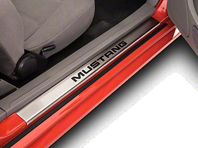 Door Sill Plates<br />('94-'98 Mustang)