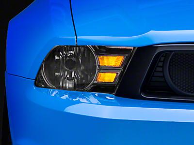 Mustang Euro Headlights