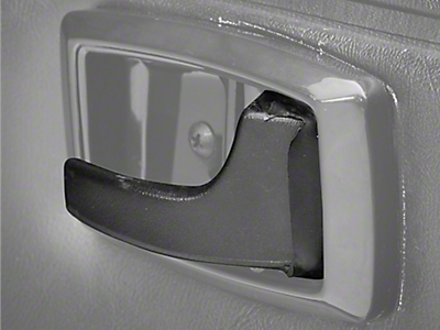 Interior Door Handles and Bezels 1979-1993
