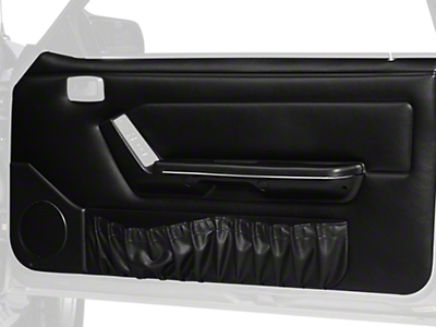 Door Panels, Arm Rest and Trim 1979-1993