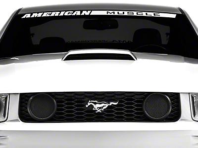 Scoops - Hood<br />('05-'09 Mustang)