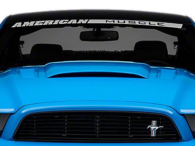 Scoops - Hood<br />('10-'14 Mustang)