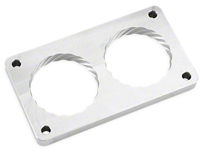 Mustang Intake & Throttle Body Spacers 2005-2009