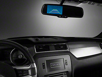 Mustang Navigation and Camera Systems 2005-2009