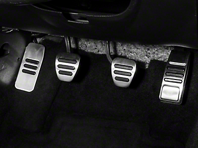 Pedals<br />('10-'14 Mustang)
