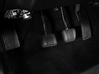 Mustang Pedals 1979-1993
