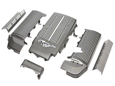 Plenum Covers<br />('05-'09 Mustang)