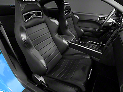 Seats & Seat Covers<br />('10-'14 Mustang)