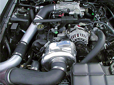 Supercharger Kits & Accessories<br />('99-'04 Mustang)