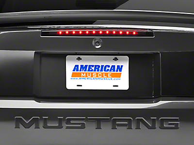 Mustang Third Brake Lights 1999-2004