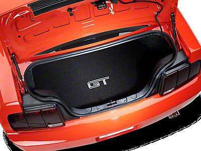 Mustang Trunk Mats & Accessories 2005-2009
