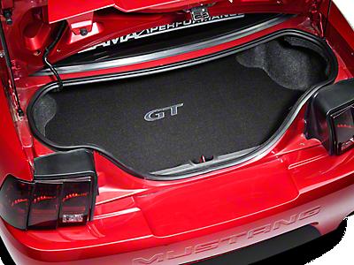 Trunk Mats & Accessories<br />('99-'04 Mustang)