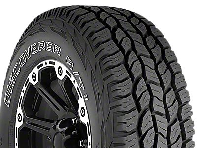 Ram 1500 All-Terrain Tires 2009-2018