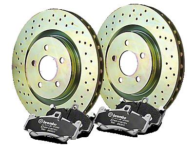 Brake Rotor & Pad Kits