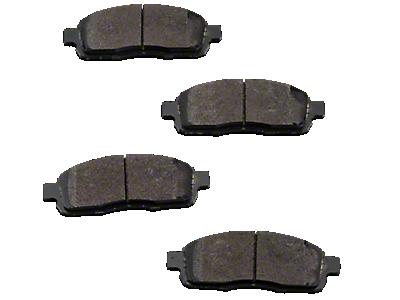 Brake Pads 2002-2008