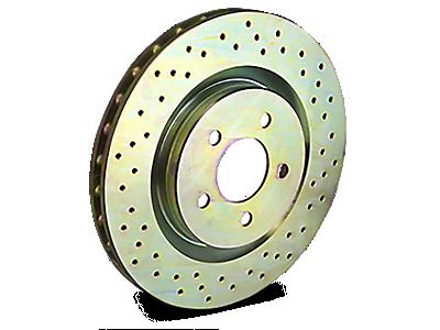 Brake Rotors 2002-2008