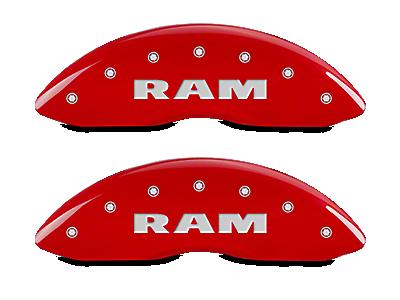 Caliper Covers<br />('02-'08 Ram)