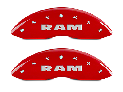 Ram 1500 Caliper Covers 2002-2008