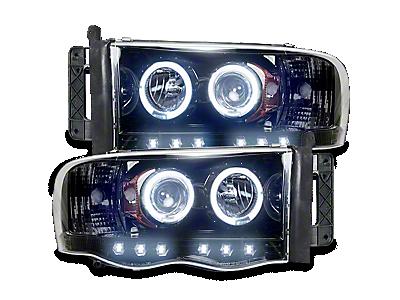 Headlights<br />('02-'08 Ram)