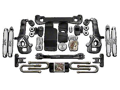 Lift Kits<br />('02-'08 Ram)
