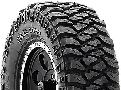 Mud-Terrain Tires