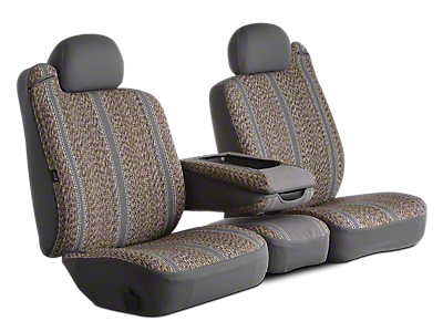 Seat Covers<br />('02-'08 Ram)