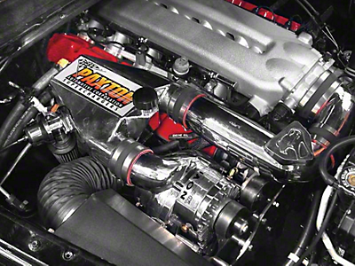 Supercharger Kits & Accessories 2002-2008