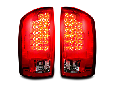 Ram 1500 Tail Lights 2002-2008