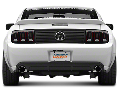 Rear Diffusers & Valances 2005-2009