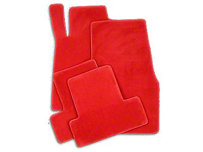Red Floor Mats