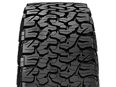 Sierra All-Terrain Tires 2014-2018