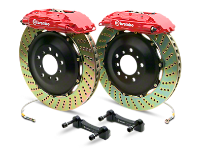 Big Brake Kits<br />('07-'13 Sierra)