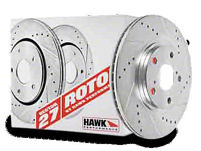 Brake Rotor & Pad Kits 2007-2013