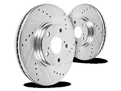 Brake Rotors 2007-2013