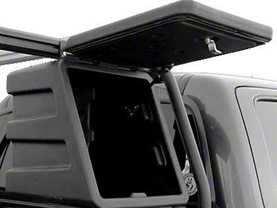 Sierra Storage & Tool Boxes 2007-2013