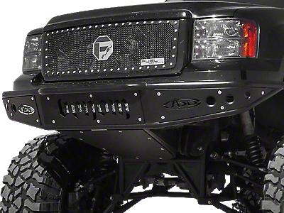 Bumpers<br />('07-'13 Sierra)