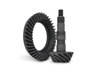 Sierra Ring & Pinion Gears 2014-2018