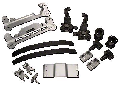 Sierra Lift Kits 2007-2013