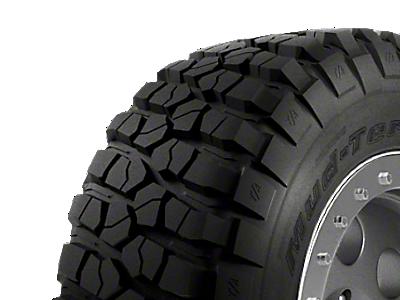 Sierra Mud-Terrain Tires 2014-2018