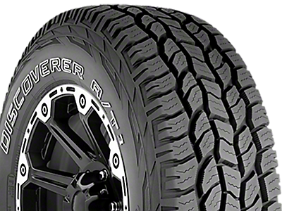 Silverado All-Terrain Tires 2007-2013