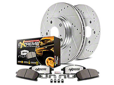 Brake Rotors & Pad Kits 1999-2006